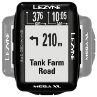 MEGA GPS XL LEZYNE USB VARIAS F2