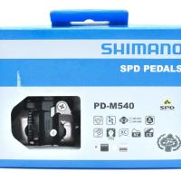 PEDAL SHIMANO DE CONTACTO MTB F2 5142