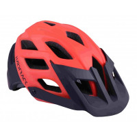 Casco hardtrack rjo