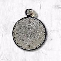 Medalla calendario azteca med