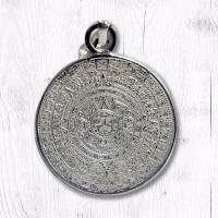 Medalla calendarioazteca