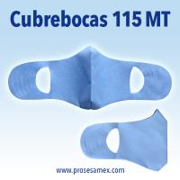 Cubrebocas 115 MT