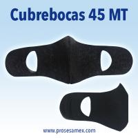 Cubrebocas 45 MT