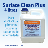 Surfacecleanplus 4 litros 3