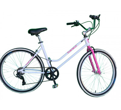 Bicicleta urbana r26 vetelia colors