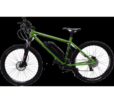 Bicicleta electrica seminueva gea-mtb 2019