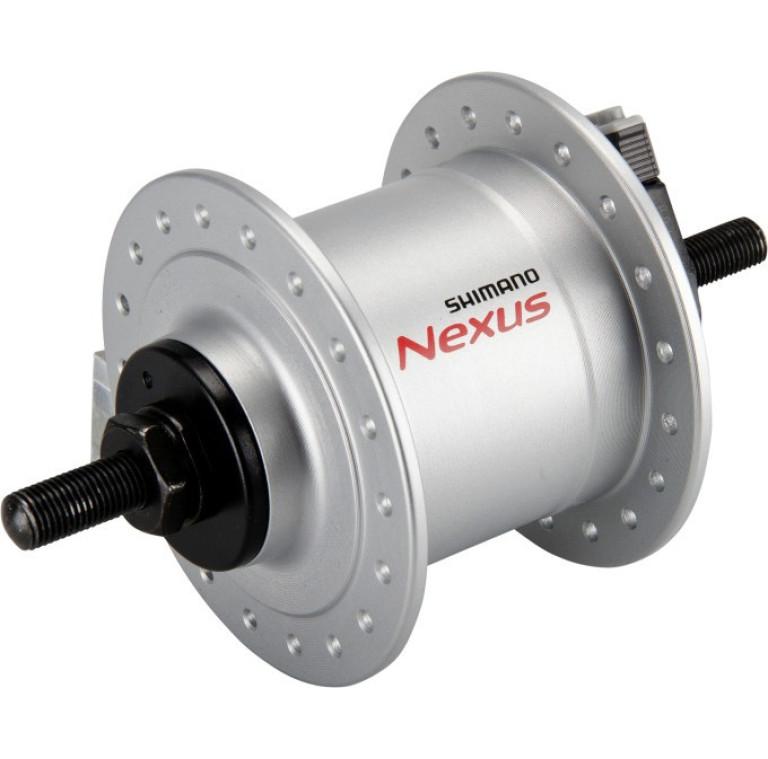 Maza delantera dinamo shimano nexus c3000 36ag ciclos D NQ NP 955121 MLA20718900244 052016 F