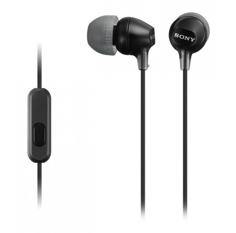 Audifonos alambricos sony in ear mdr ex14 con microfono D NQ NP 729157 MLM31228818226 062019 F