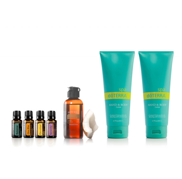 ENROLLMENT KIT MOOD MANAGEMENT HAND AND BODY LOTION
