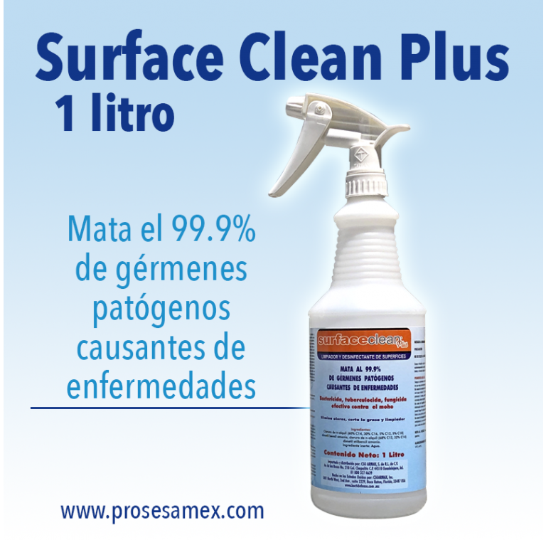 Surfacecleanplus 1 litro 1