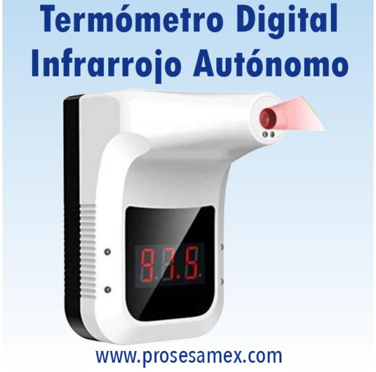 TermometroDigitalInfrarrojoAutonomo