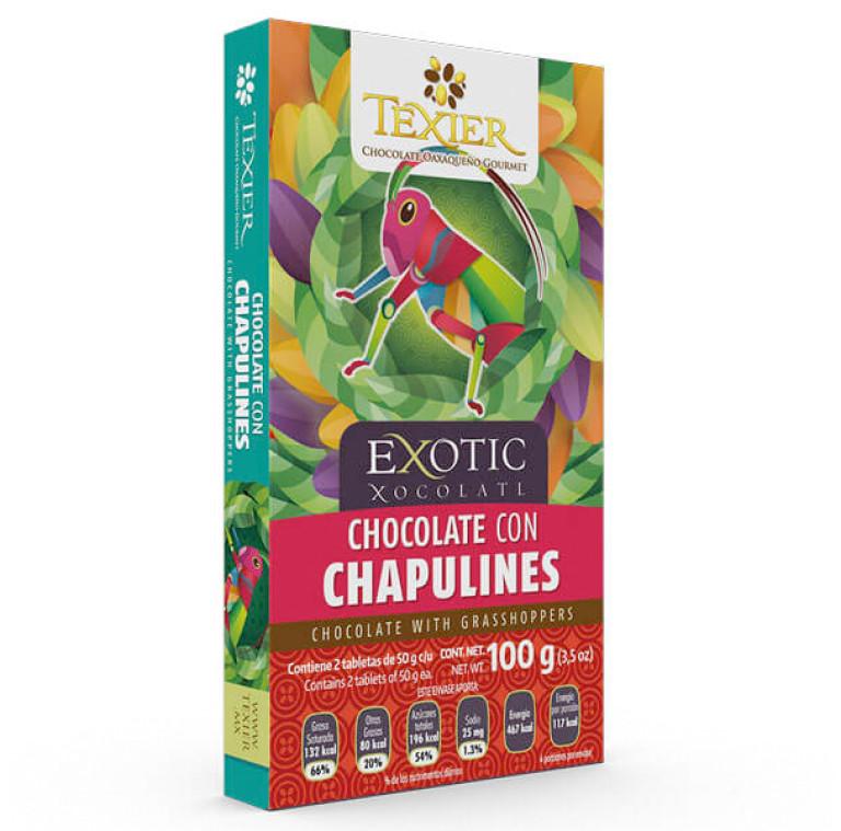 Exotic Texier Chapulines