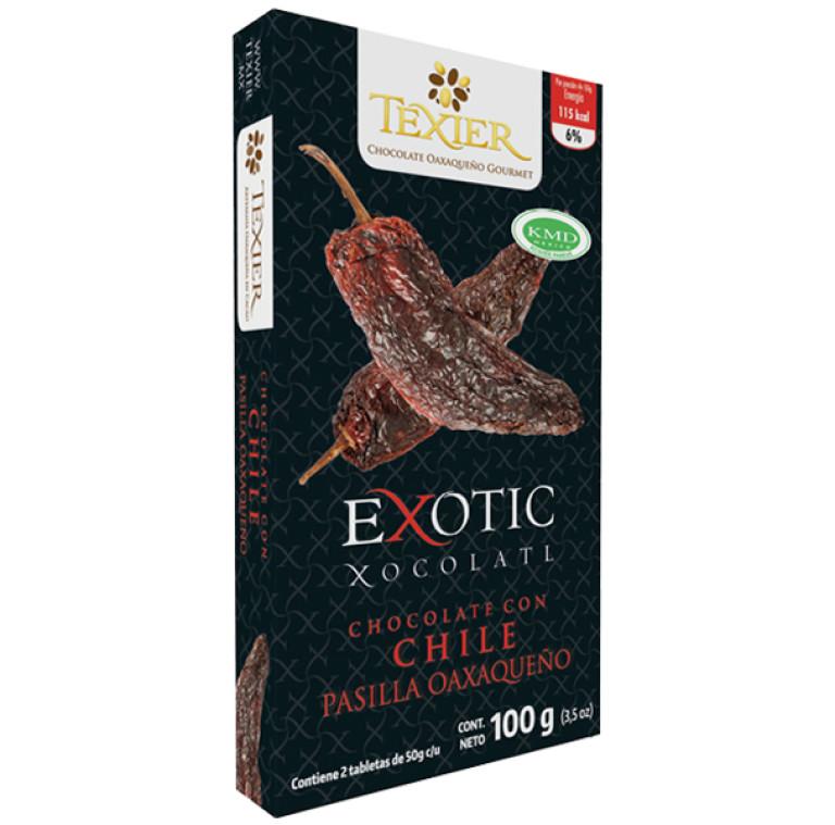Exotic Texier Chile Pasilla